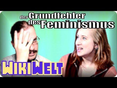Der Grundfehler des Feminismus - meine WikiWelt #128