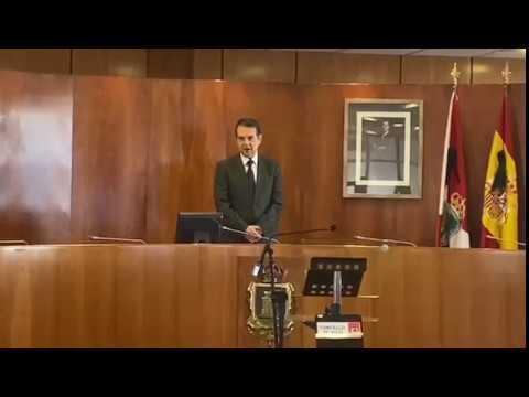 La corporación de Vigo guarda un minuto de silencio por las víctimas de la Covid19
