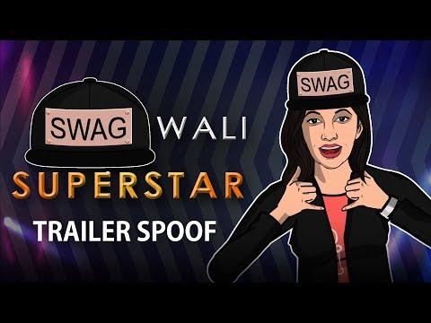 Secret Superstar Trailer Spoof    Shudh Desi Endings