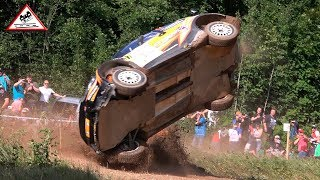 Crash & Show The Best of Shell Helix Rally Estonia 2019 [Passats de canto]