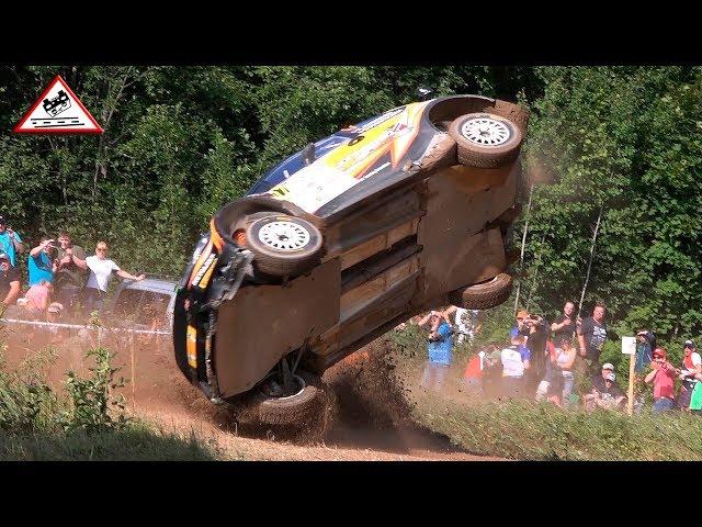 Crash & Show The Best of Shell Helix Rally Estonia 2019 [Passats de canto]