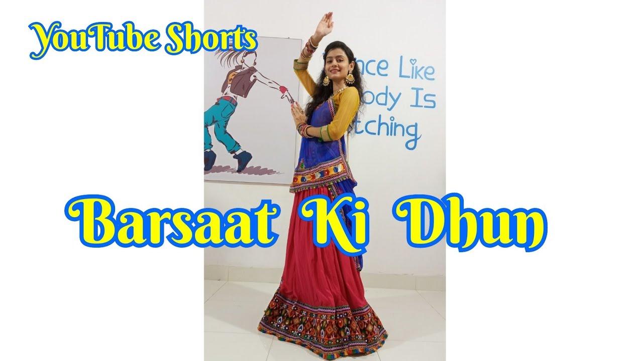 Barsaat Ki Dhun Song   Jubin Nautiyal   Amisha Modha Choreography #Shorts #ytshorts