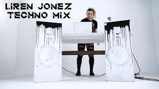 Liren Jonez Debut Techno Mix @ Space F2 Studios