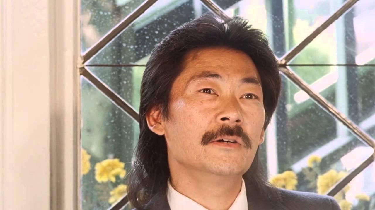 Samurai Cop Wig