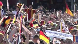Das ist unser Tag - Willi Herren ( EM Song 2016 )