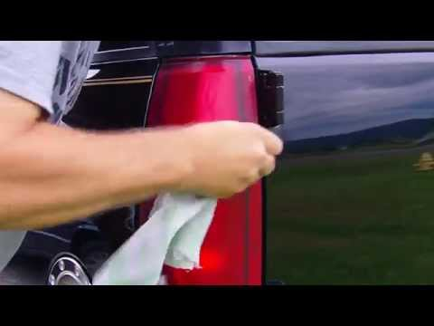 Headlight Cleaner & Sealant Product Review Turtle Wax Plastic Lens Polish