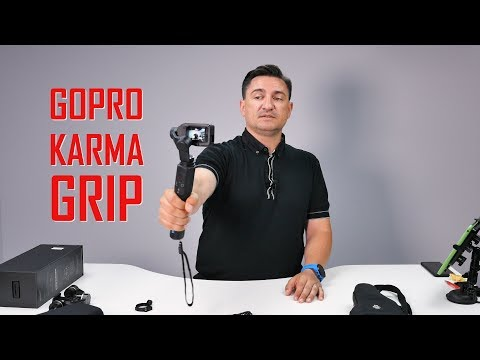 UNBOXING REVIEW GoPro Karma Grip www.buhnici.ro