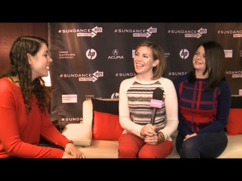 Casey Wilson and June Diane Raphael Talk About Their Backsides at Sundance