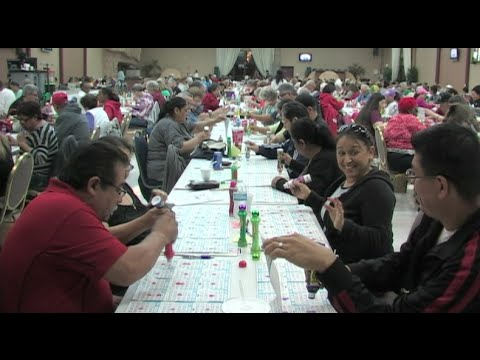 Modesto Bingo! The Largest Bingo Hall With The Biggest Payouts In Modesto, California