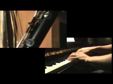 W. A. Mozart - Clarinet Concerto K622 - Adagio (piano Reduction)