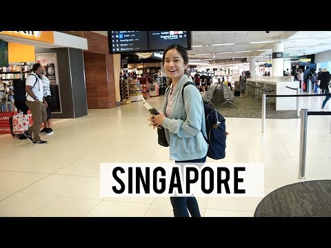 FLYING TO SINGAPORE🇸🇬 for our HONEY MOON!