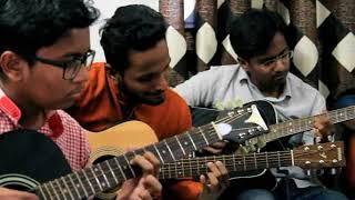 Chand Sifarish (Fanaa) Instrumental Played By Tanmay,Shrishail,Abhijit,Ayush,Chetan&Rushikesh....