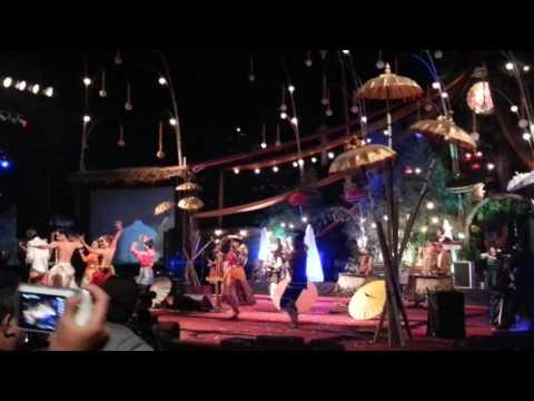Perform Gus Teja At Art Center -Unify