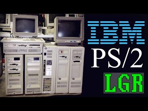 LGR - IBM PS/2 Computer Motherlode