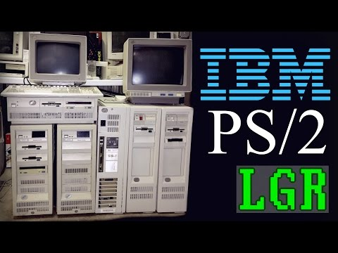 LGR - IBM PS/2 Computer Motherlode