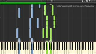 Passenger - Let Her Go (Piano Cover) by LittleTranscriber Mp3