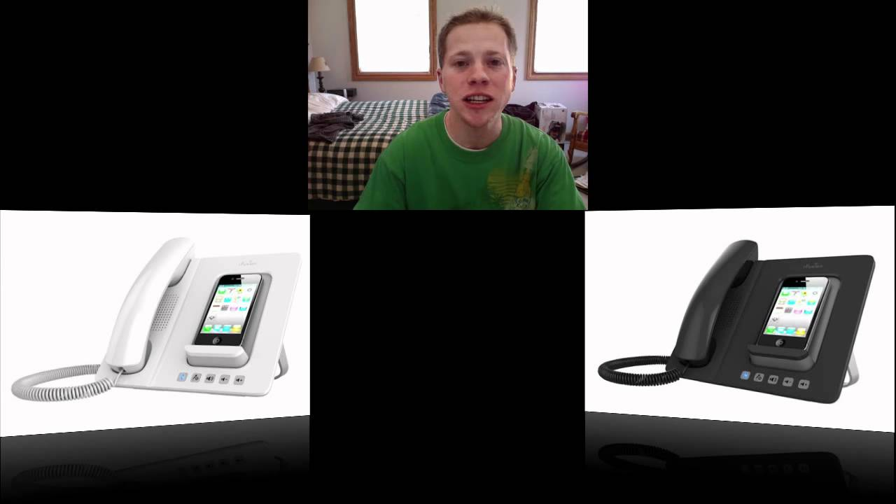 Turn your iPhone into a LandLine Phone