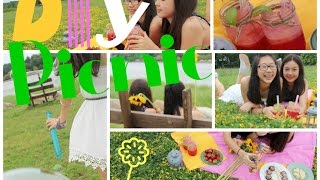 ☼ Diy Picnic + Outfit Ideas, Food Ideas, Music Playlist ☼ | Summer 2014