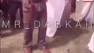 دبكة صدام حسن😔😔