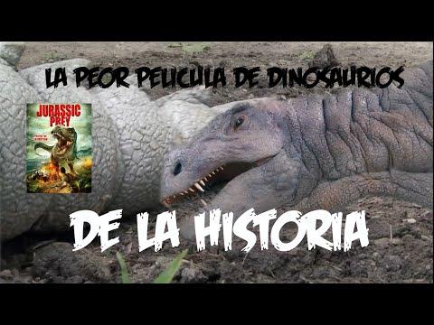 Download Jurassic Prey ANALIZADA - LA PEOR PELICULA DE DINOSAURIOS DE LA HISTORIA