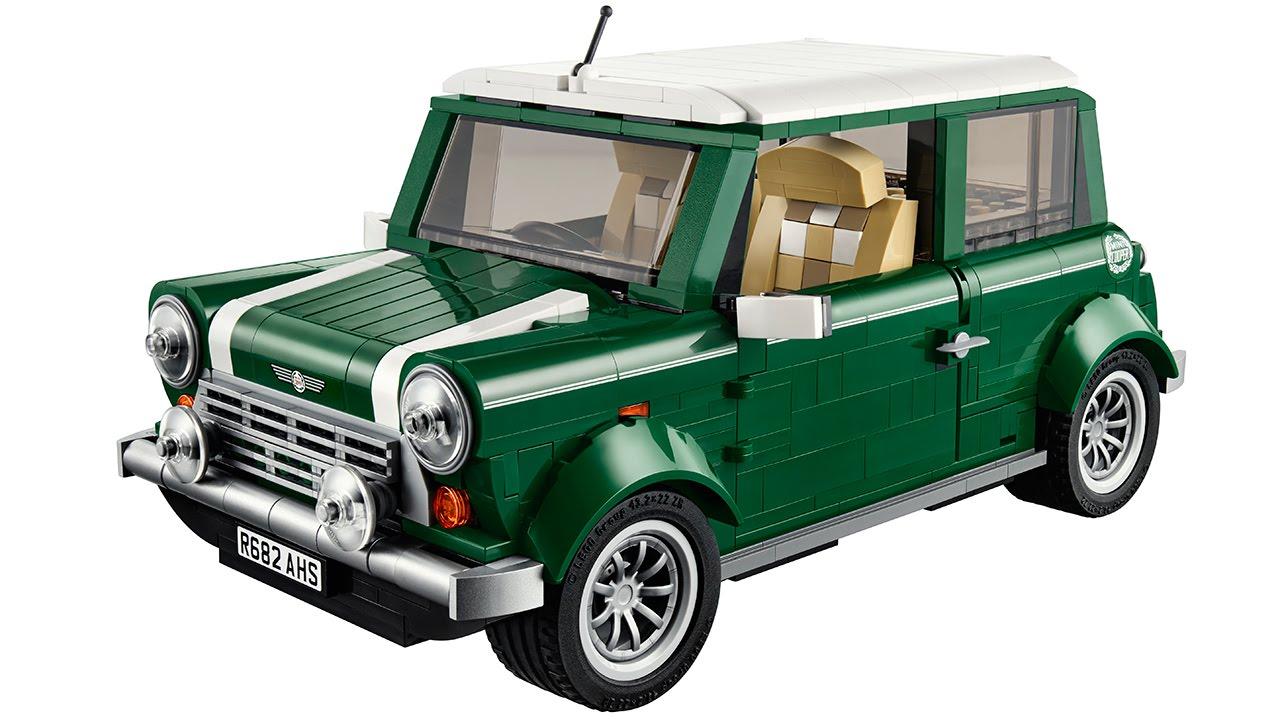 lego creator mini cooper voitures jouets pour enfants youtube