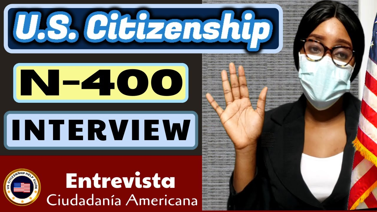 US Citizenship with Applicant Adebayo (Naturalization Interview Experience)