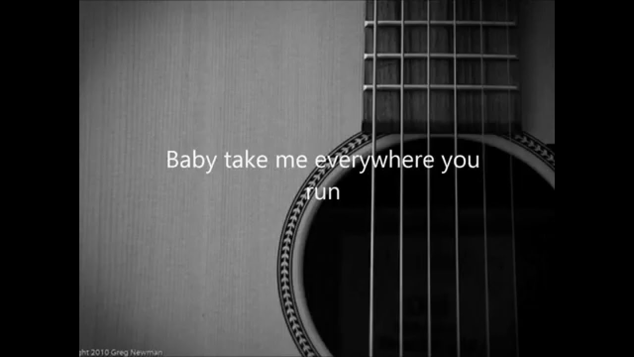 BUNT ~ Old Guitar (Lyric Video)