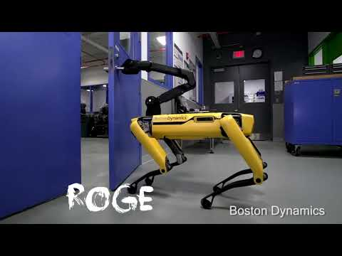 Смешная озвучка роботов. 2018 NEW. BostonDynamics. Hey Buddy, Can You Give Me a Hand?