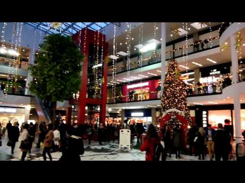 "Christmas in Lviv. ""Forum"" Shopping Mall"