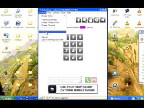 Free Online Call To Mobile Phones ActionVoip