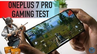 OnePlus 7 Pro PUBG Test | Gaming on Snapdragon 855 | Heating Test [Hindi]