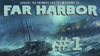 Вдали от Дома ● Fallout 4: Far Harbor #1