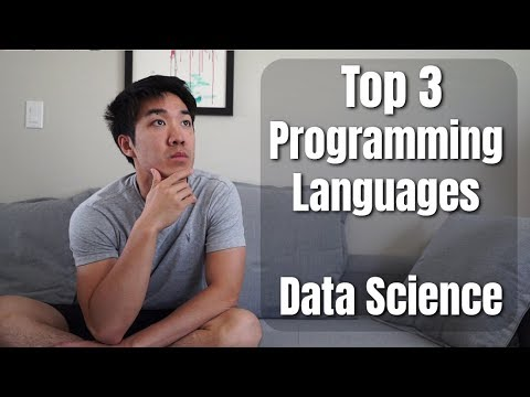 Top 3 Programming Languages For Data Science