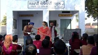 Gurdev Dhillon Bhajna Amli Ban Gaya Neta Dhidd Kehrhe Kam Aaunda