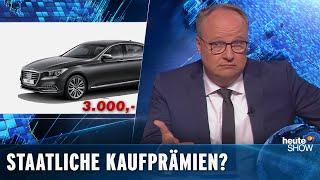 Milliarden für die Autobranche! Und was wird aus allen anderen?