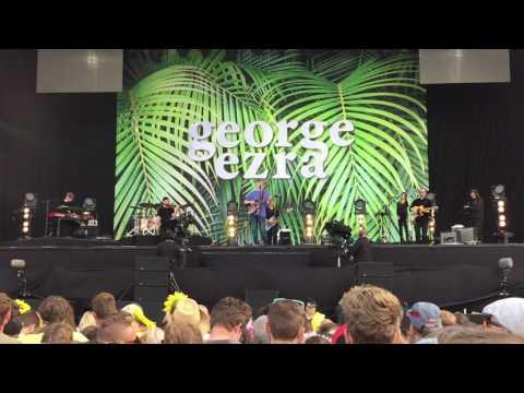 George Ezra - 'Hold My Girl' Isle of Wight Festival 2017