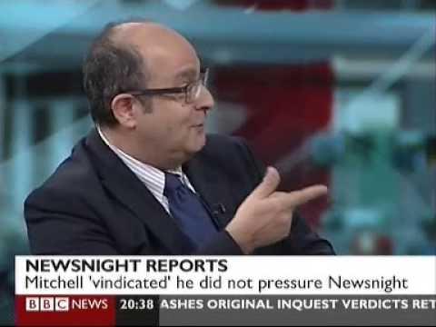 BBC Pollard Report Jonathan Gabay TV interview