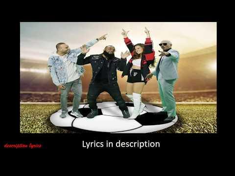 Arash feat. Pitbull & Blanco - Goalie Goalie (Lyrics in description)