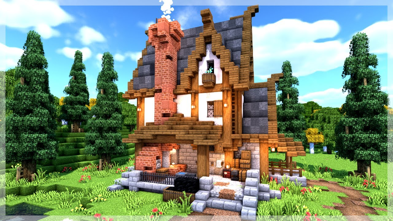 Minecraft: How to Build a Forge