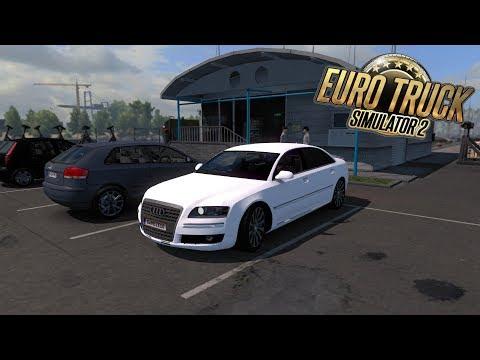 Marseille to Bucharest - Car Trip Timelapse - Euro Truck Simulator 2