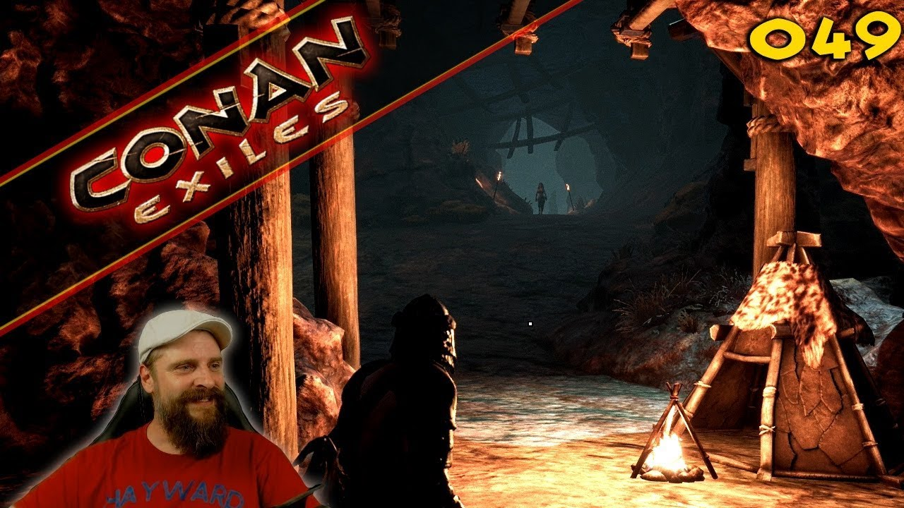 Conan Exiles Verderbnis