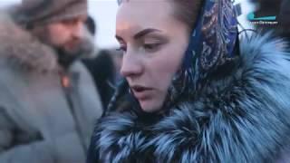 Смотреть видео Трагедия в Кемерово. Петербург скорбит онлайн