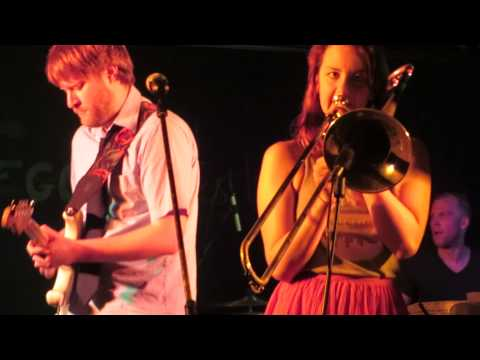JMB w/ members of Trey Anastasio Band, Allie Kral,  Headhunters, FGC, Digital Tape Machine