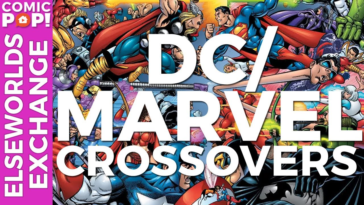 how to watch dc crossover in order