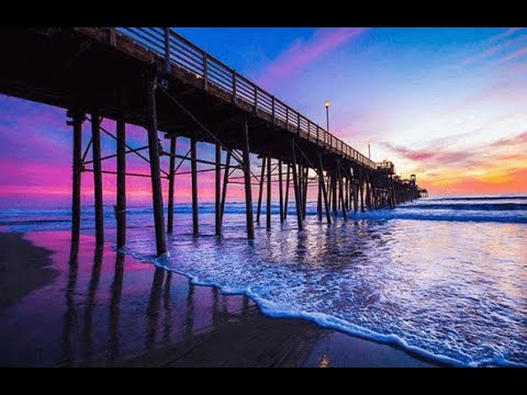 Part 1 - Painting The Huntington Beach Pier   |  Oil Painting For Beginners