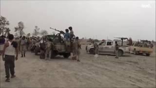 ضبط صواريخ مهربة للحوثيين في الطريق بين عدن وصنعاء