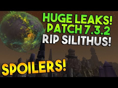 [SPOILERS] LEAKED 7.3.2 INFO! Return of The Old Gods?