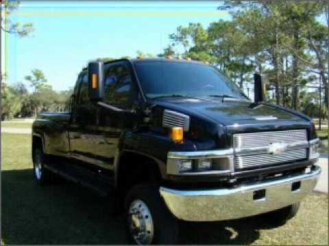 2005 Chevrolet C4500 - Miami FL - YouTube