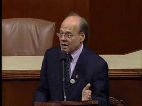 Rep. Cohen speaks on accomplishments of the 110th Congress