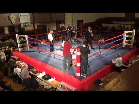 Harvard Boxing Club vs. Trinity College Boxing